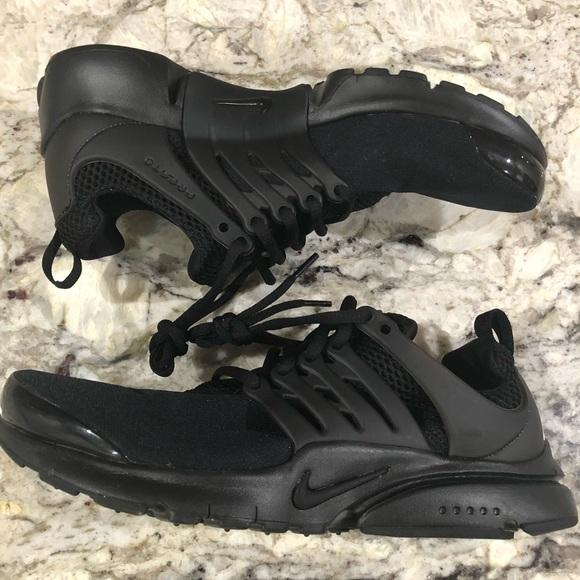 b6430b0857940 Nike Air Presto Triple Black Shoes 833875-003